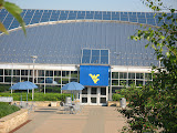 West Virginia University Mountain Lair (rear) [Morgantown, WV]