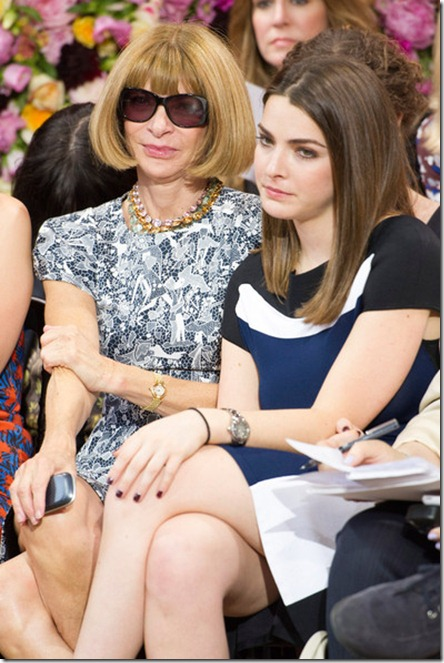 Christian Dior Front Row Paris Fashion Week TS6GnUseHfkl