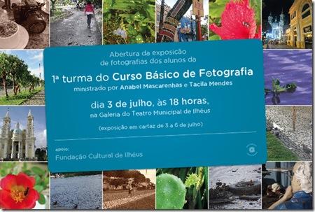 Convite Exposição Fotográfica
