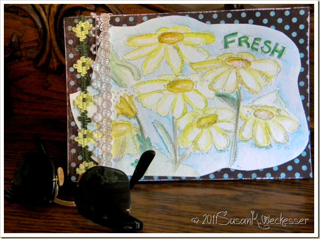 Fresh Card
