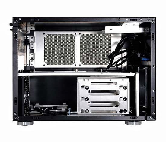 LIAN LI V358 abierta lateral