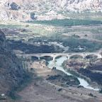 Ponte ferroviario nei pressi di Colle Rotondo