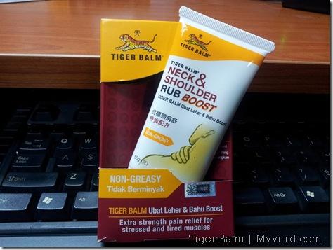 Tiger Balm neck & Shoulder 4