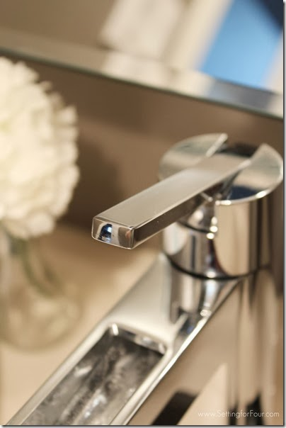 Handle of Pfister Vega Faucet from Setting for Four