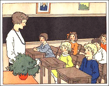 classroom sala de aula