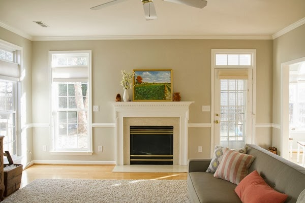 Most Popular Paint Color For Living Room Stunning Of family room/living room | Favorite Paint Colors Blog Picture