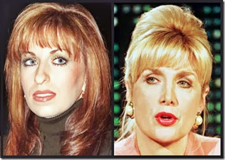 Paula Jones - Gennifer Flowers