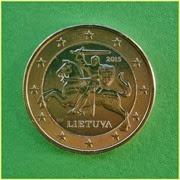 1 Euro Lituania