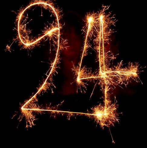 wunderkerze 24
