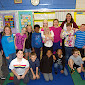 WBFJ Cicis Pizza Pledge - St. Johns Lutheran School - Ms. Guelzows 3rd Grade Class - Winston-Sale