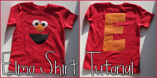 Easy-Elmo-Shirt-Tutorial