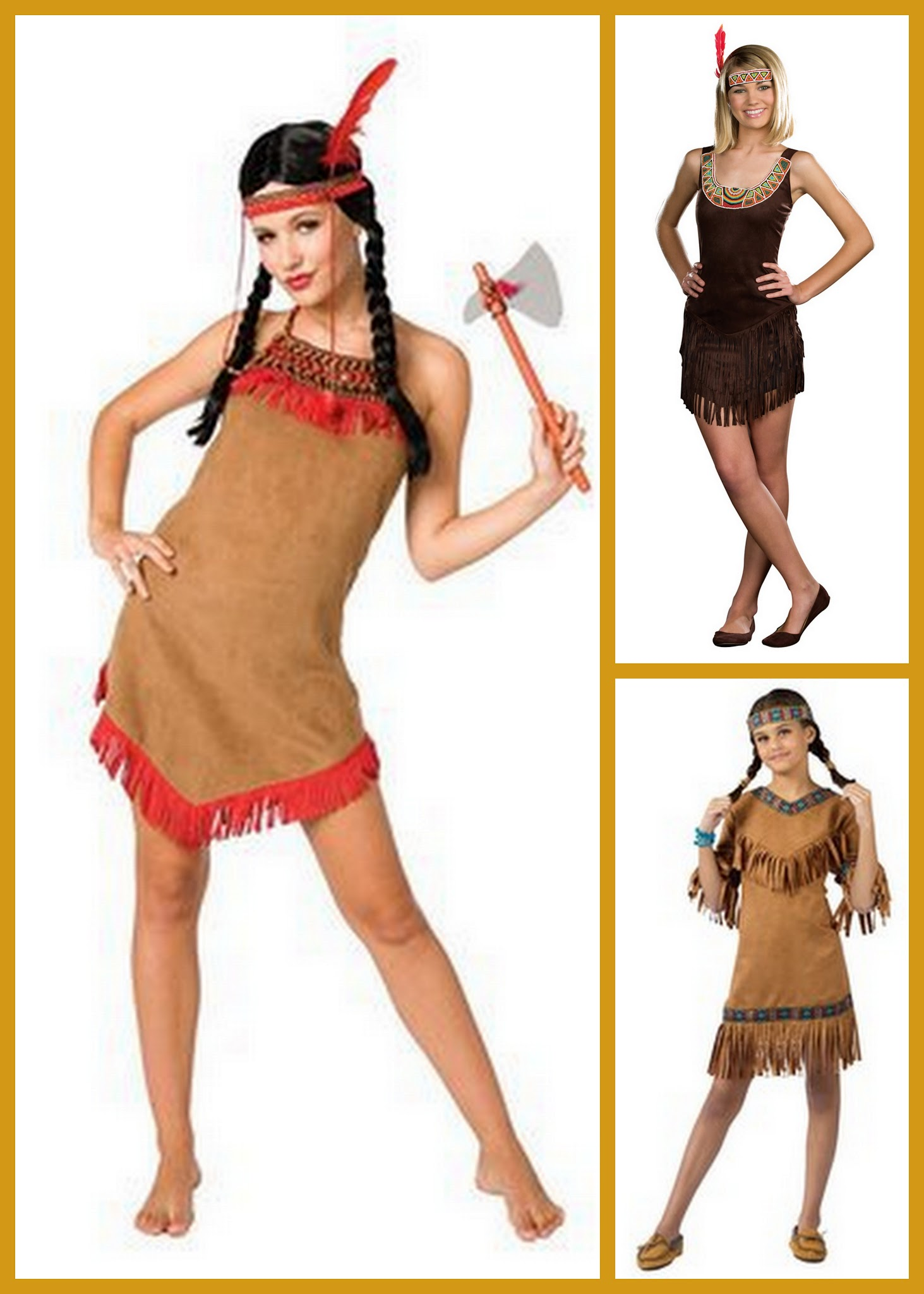 Как сделать костюм для индейца своими руками 58