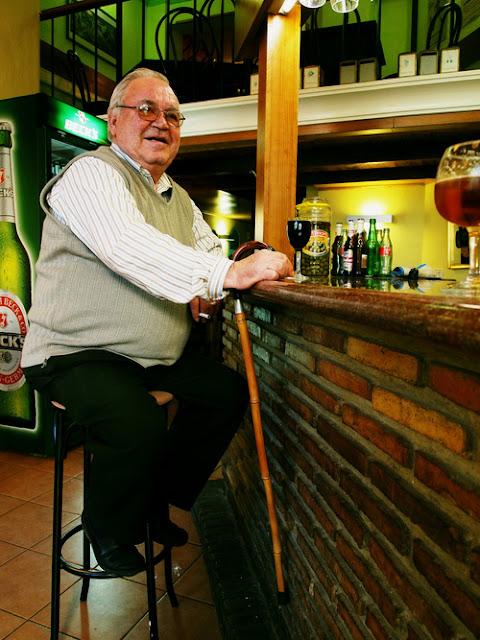 Venga! ¿Quieres una cerveza?