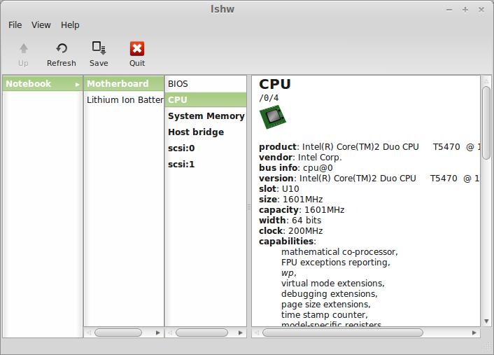 Linux command ram slots