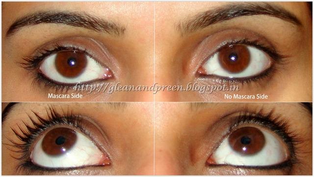 Lakme Eyeconic Mascara - Compare Lashes