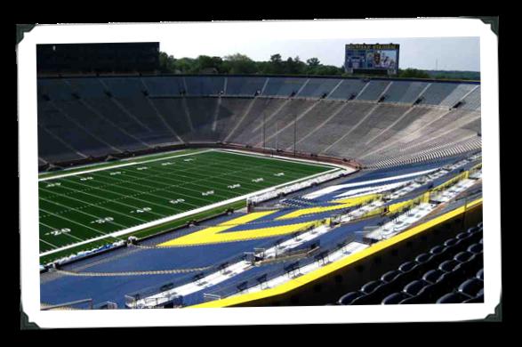 Third Largest Stadium