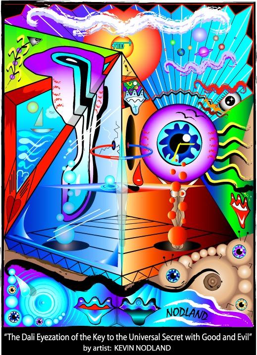 Dali Eyezation Kevin Nodland