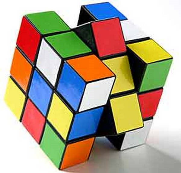 2- Um cubo mágico
