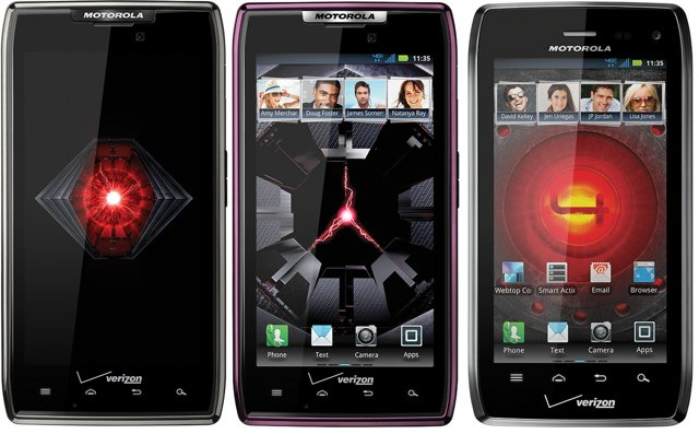 motorola razr maxx android phone berdaya besar