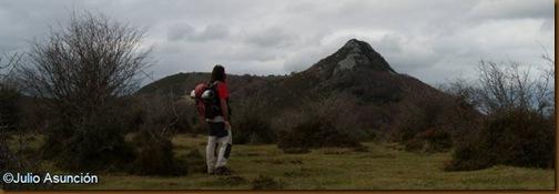Vista de Jaun Done Jakue - Olaldea - Navarra