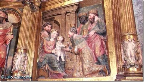 Adoración de los Reyes - Iglesia de la Asunción - Urroz-Villa