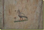 Ephesus House Wall Painting Bird
