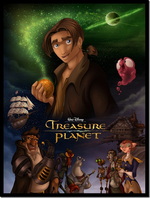 ดูหนังออนไลน์ Treasure Planet ผจญภัยล่าขุมทรัพย์ดาวมฤตยู [HD Master]