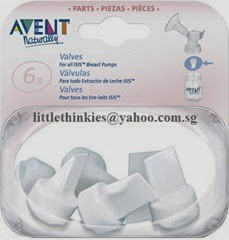 Philips Avent ISIS iQ Valve with Case