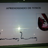 Aprendiendo de Vinos