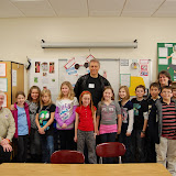 WBFJ Cici's Pizza - Friedburg Elementary - Mrs. Barr's 4th Grade Class - Winston-Salem - 1-25-12