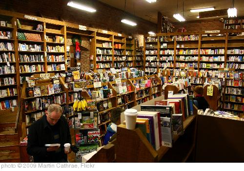 'Bookstore' photo (c) 2009, Martin Cathrae - license: http://creativecommons.org/licenses/by-sa/2.0/