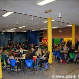 Leerlingen Dollard College met leerlingen uit Grosefehn naar Oldenburg - Foto's Jeannet Stotefalk