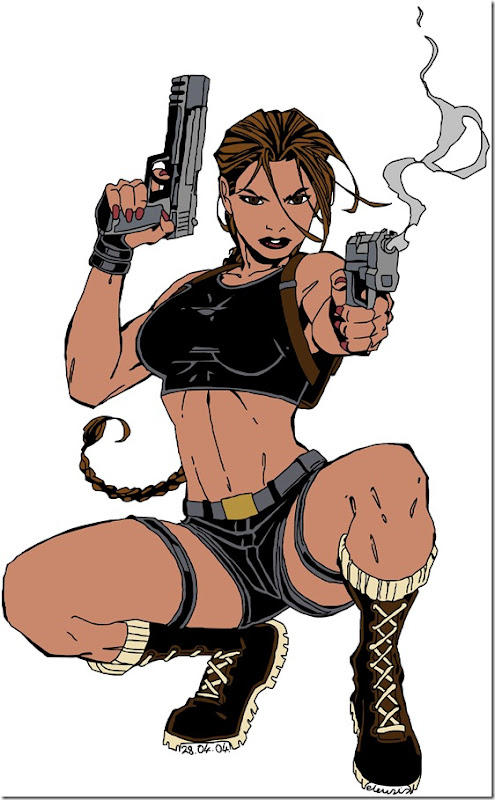 Lara Croft (220)