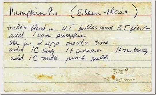 recipe pumpkin pie[8]