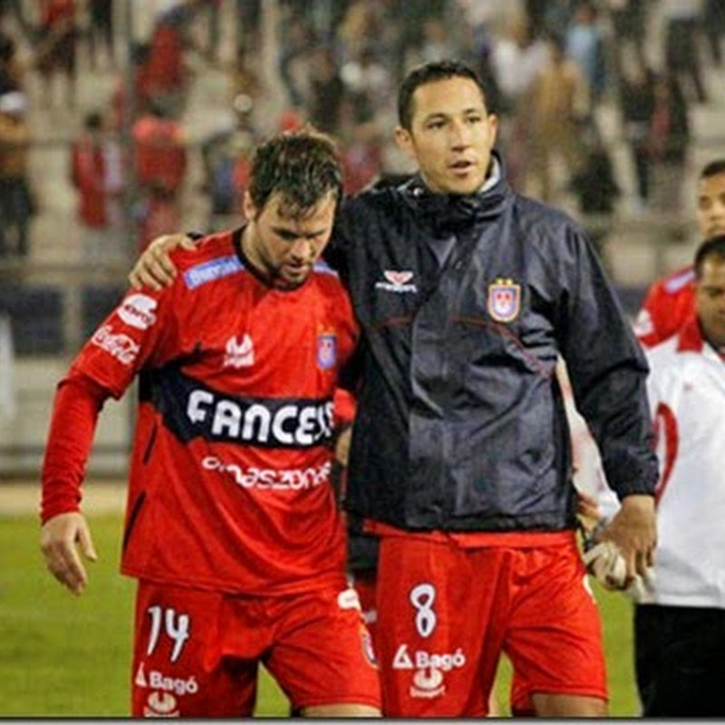 Universitario pierde 1-0 pero pasa a segunda fase #Sudamerica2014