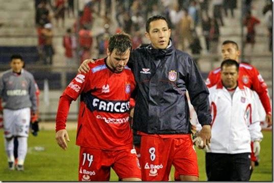 Bolivia en la Sudamericana 2014