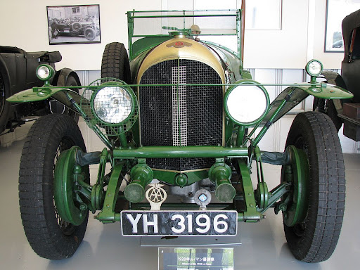Car Photo > Bentley 4 1/2