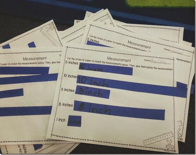 Measurement Formative Assessment