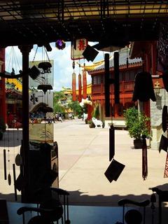 Epcot-Chinatown