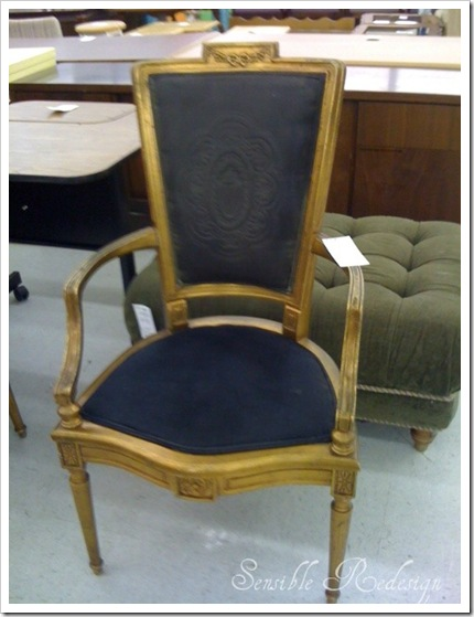 Italian Chair before W