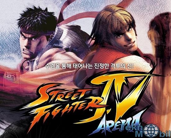 Street Fighter 4 Arena Full Apk