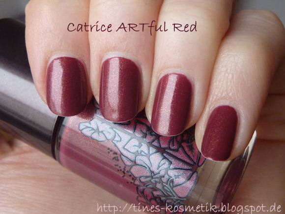 Catrice ARTful Red 1