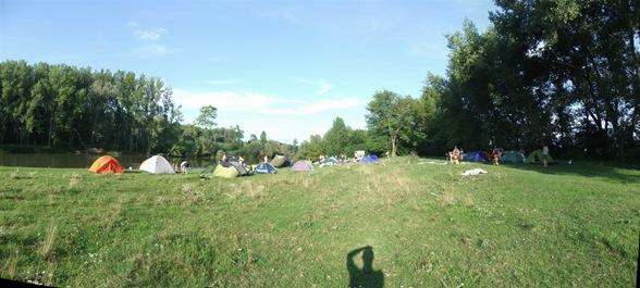 campamento 4. Prado de ensueño