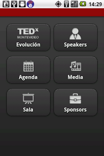 TEDx MVD 2012 - screenshot
