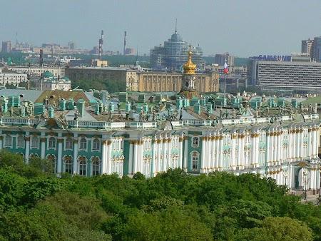 Circuit Rusia: Muzeul Ermitaj