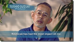 Nausicaa Toshio Suzuki