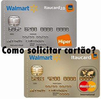 Como-Solicitar-cartao-de-credito-Walmart-Itaucard-2.0-Internacional-MasterCard-www.meuscartoes.com