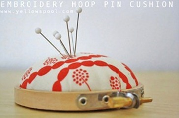 embroidery hoop pin cushion tutorial by yellow spool[5]