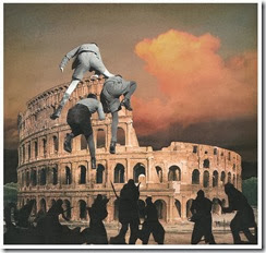 Escaping the Visigoths (The Sack of Rome)