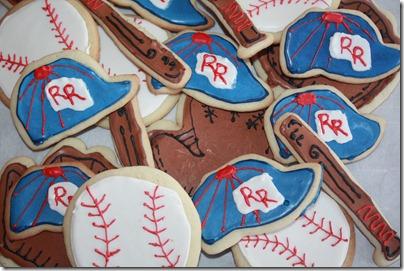 Baseball Cookies 042